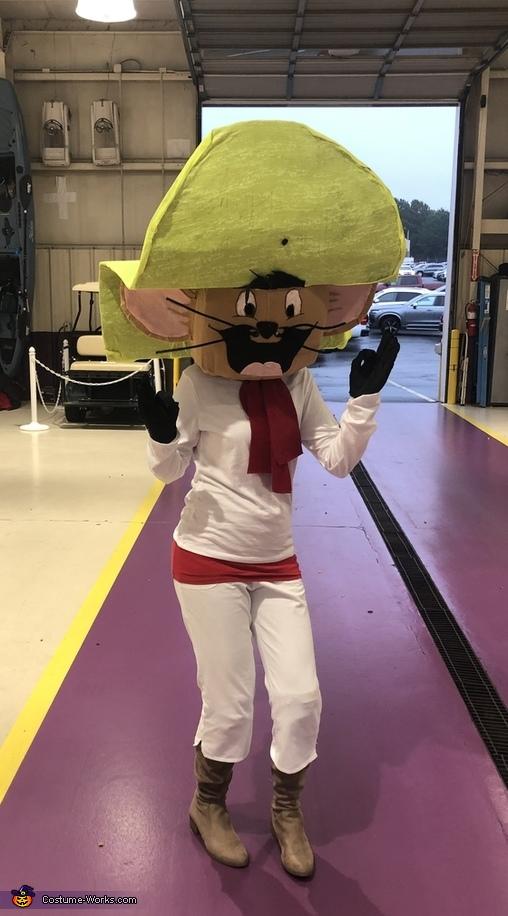 Speedy Gonzalez Costume