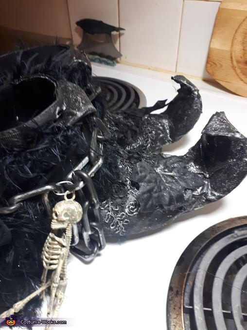 Boots, Spellbound Costume