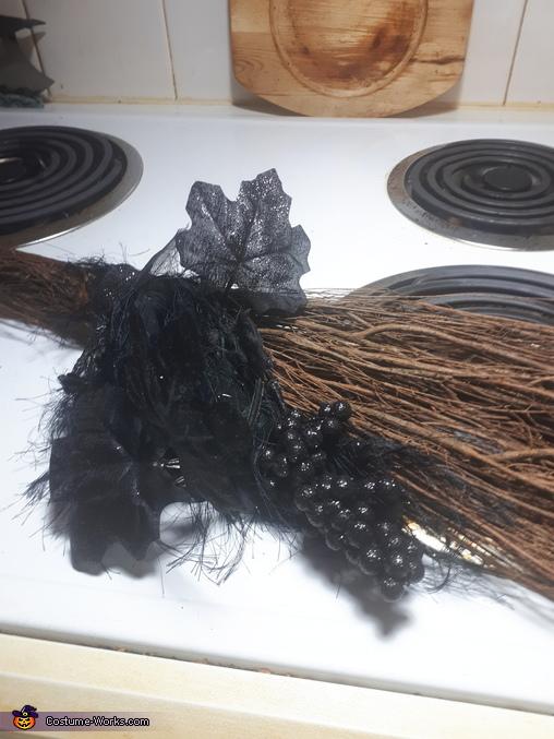 Broom, Spellbound Costume