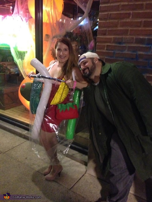 Spicy Bloody Mary with Silent Bob, Bloody Mary Costume
