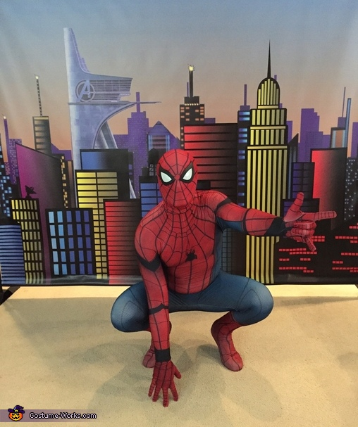 Spider-Man - Homecoming Costume