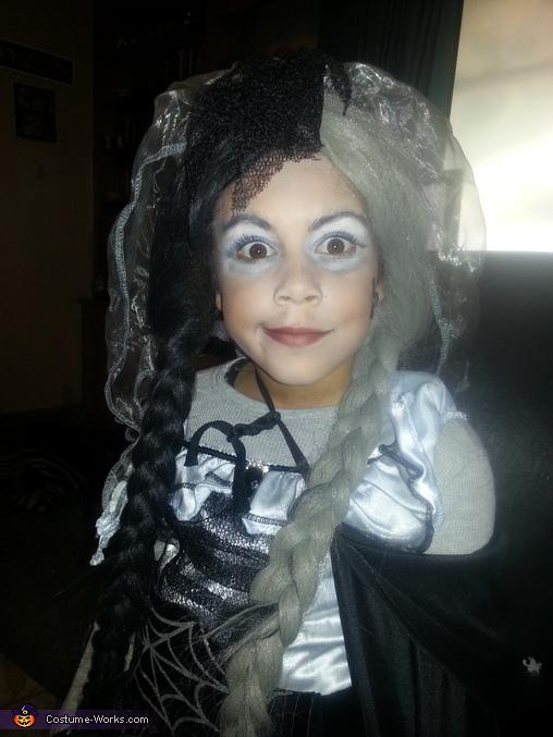 Spider Bride Costume