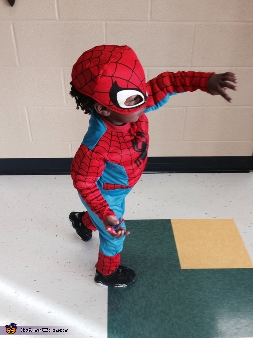 Spiderbaby Costume