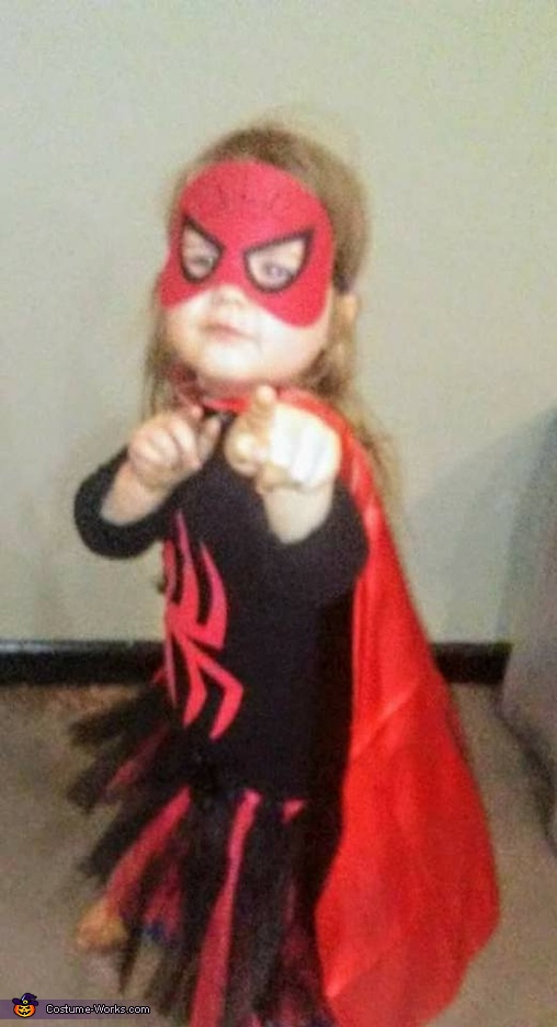 e08c2f0adcb SpiderGirl Costume Photo 2 of 2