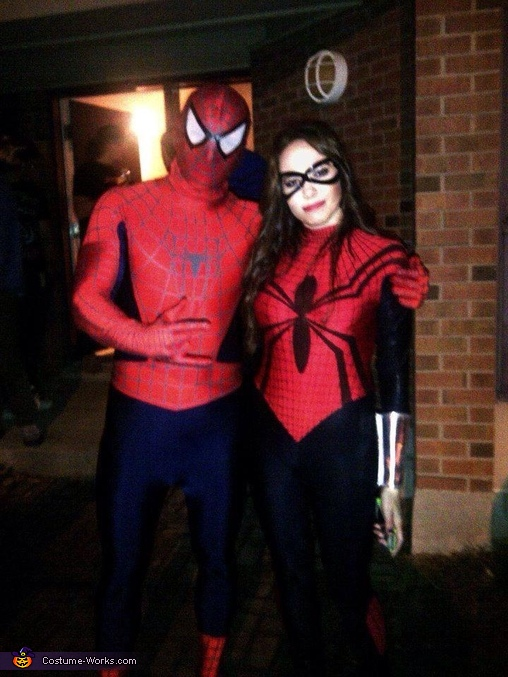 Spiderman Duo Costume