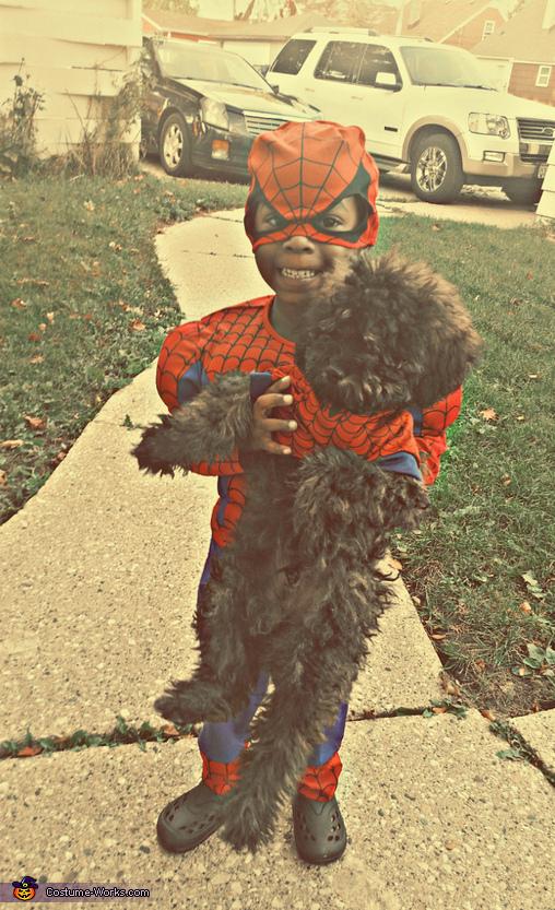 Spidermen Costume