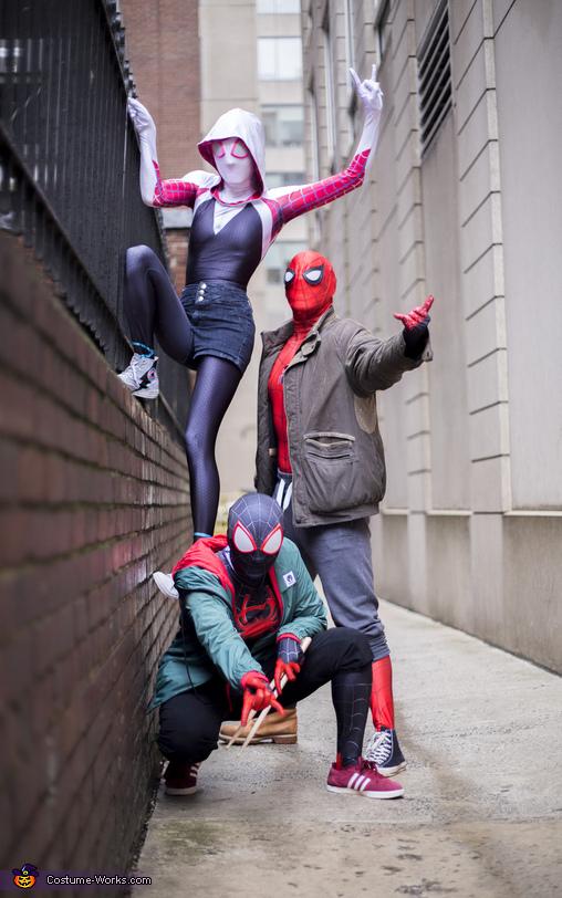 Spidey Dream Team Costume
