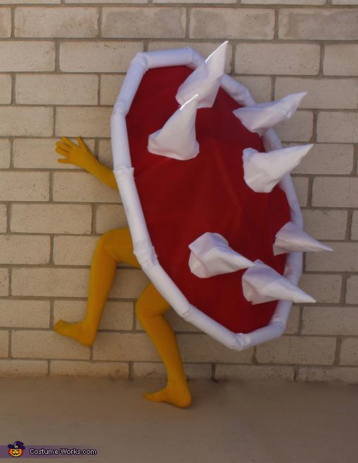 Spiney Costume