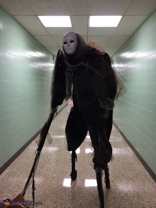 In my school, Spirit Walker Costume