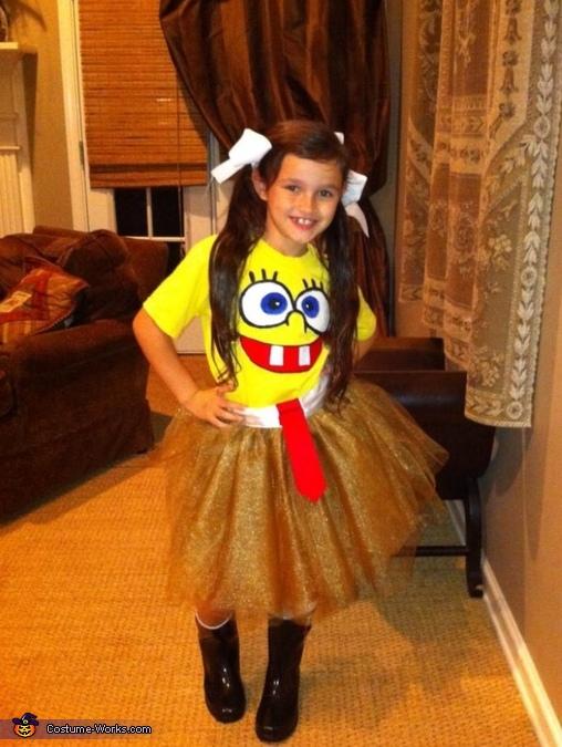 Sponge Bob Sassy Pants Costume