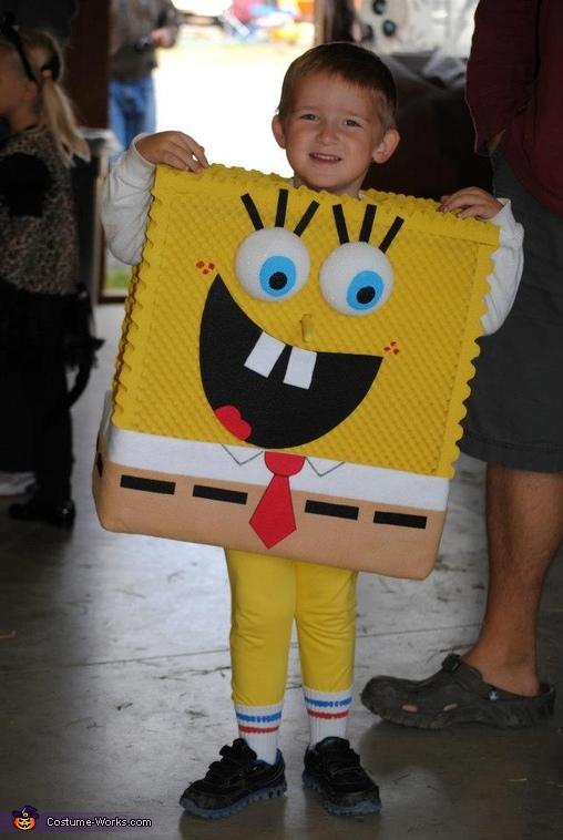 Spongebob, Spongebob and Gary Costume