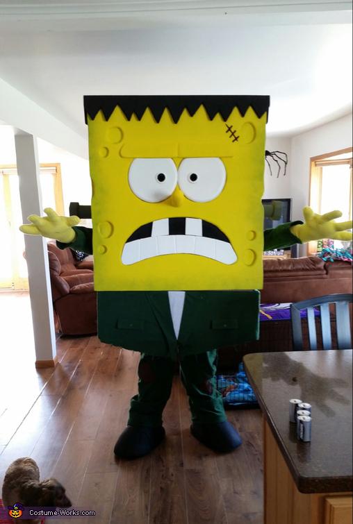 Spongebob Frankenstein Costume