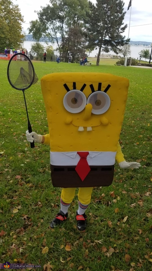 Spongebob Squarepants, Spongebob Squarepants & The Krusty Krew Costume