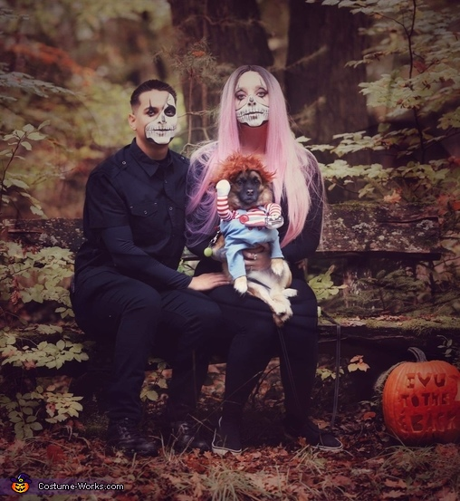 Spooky Family Costume