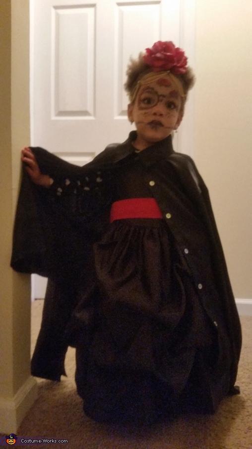 Spooky princess liberty, Spooky Princess Costume