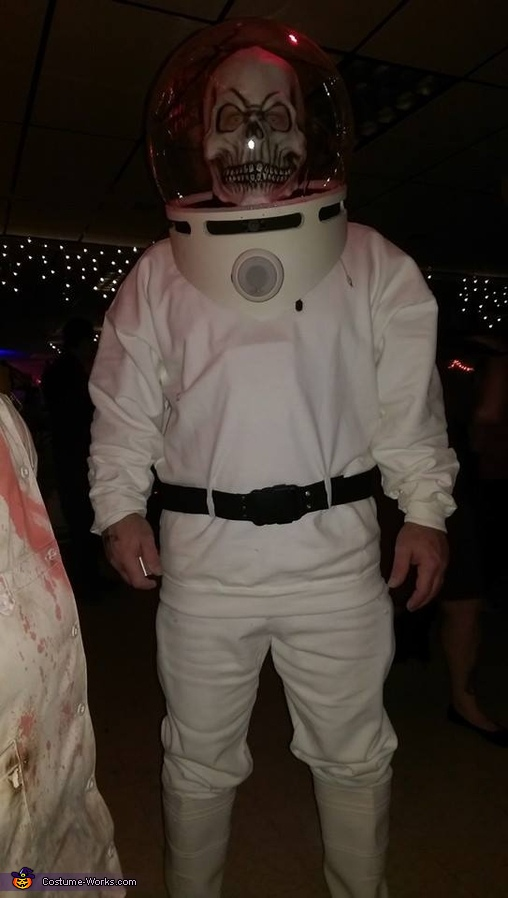 Spooky Space Kook Costume