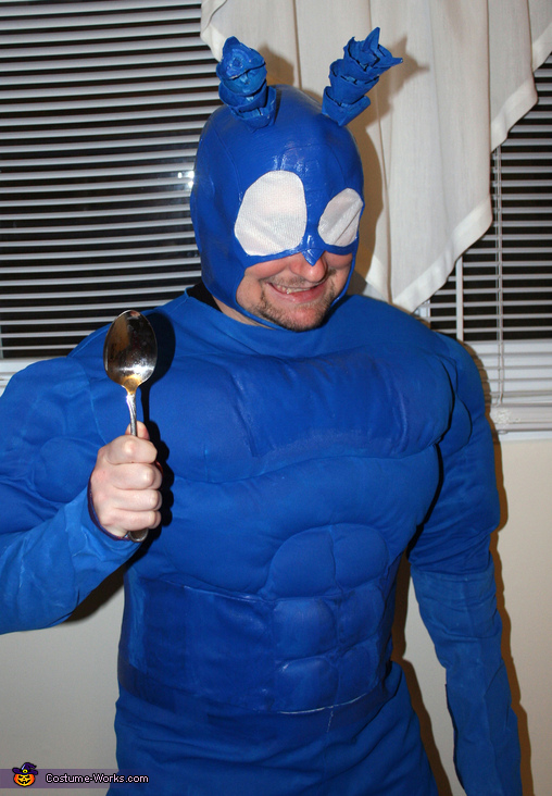 SPOON!, The Tick Costume