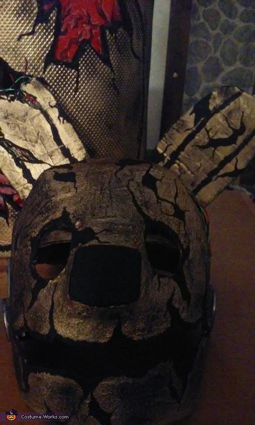 Mask, Springtrap Costume