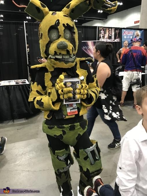 springtrap costume