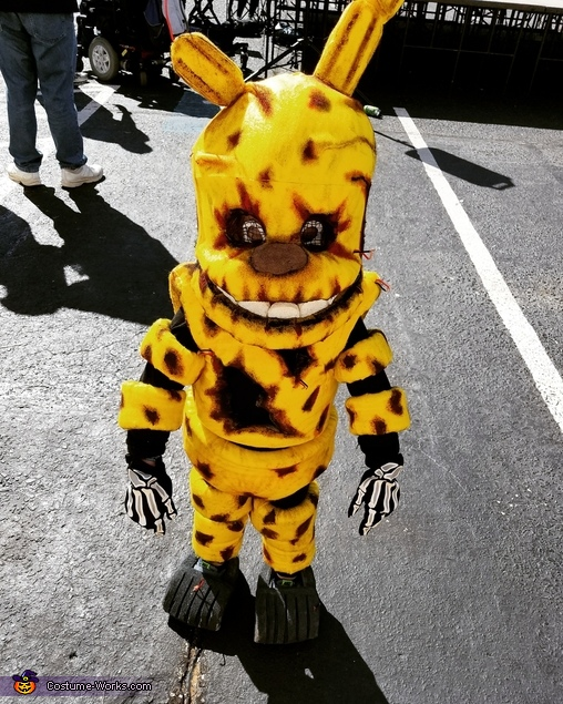 Springtrap - Five Nights at Freddy's Costume