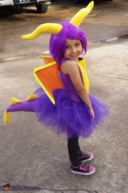 Spyro the Dragon Costume