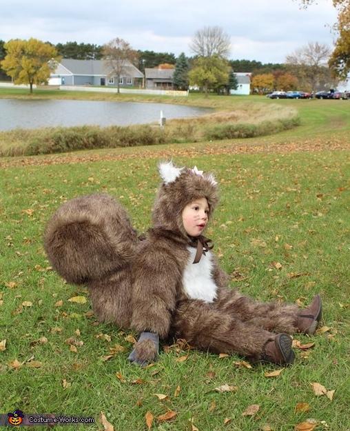 Mila the Squirrel Costume