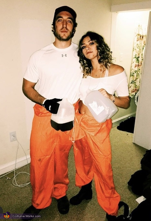 Stanley and Zero from Holes Costume