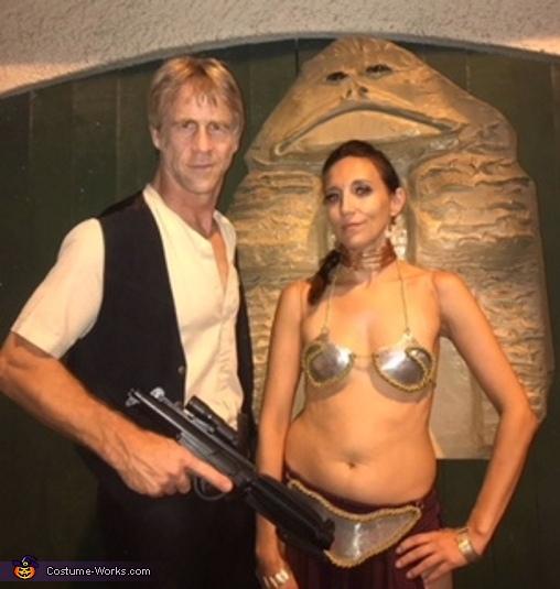 Star Wars Trifecta Costume
