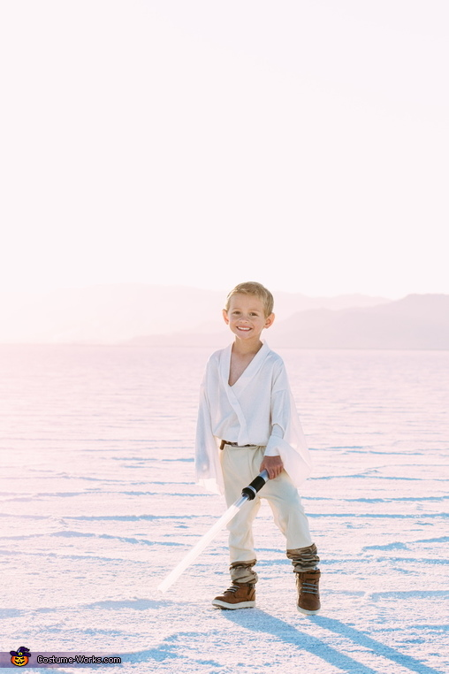 Luke Skywalker, Star Wars Costume