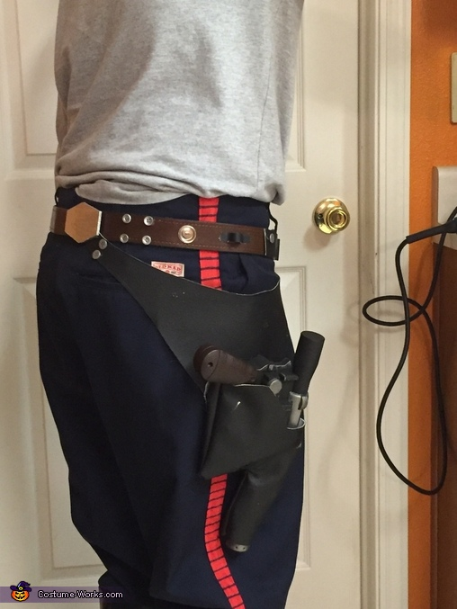 Han Holster, Star Wars Costume