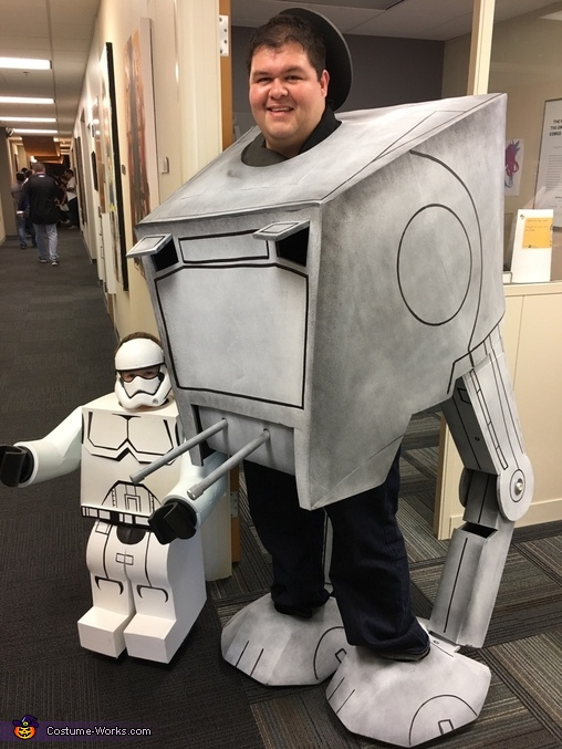 Star Wars ATST & Storm Trooper Costume