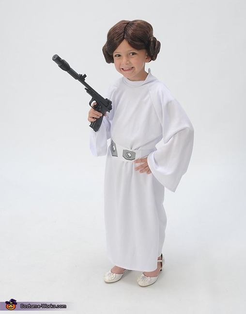Leia, Star Wars Costume