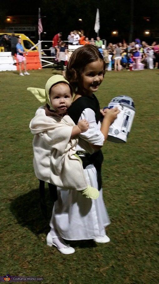 star wars spartan carry, Star Wars Family Costume