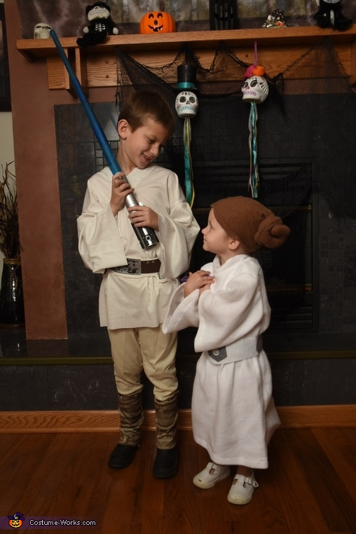 Star Wars, Star Wars Family Costume