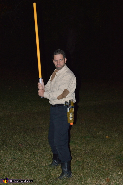 Star Wars: Jedi Knight Kyle Katarn Costume