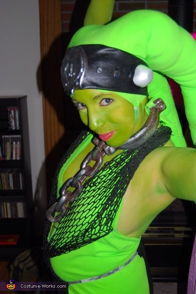 Star Wars Oola the Twi'lek Costume
