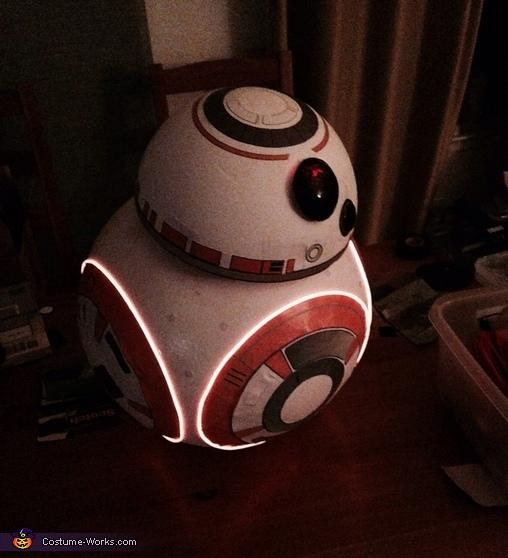 Star Wars Rey & BB-8 Homemade Costume