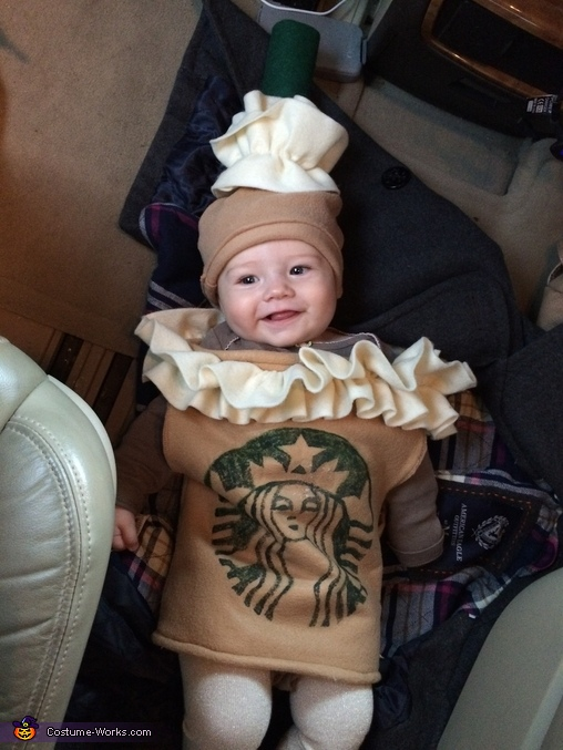Happy frappe! , Starbucks Barista and Frappuccino Costume
