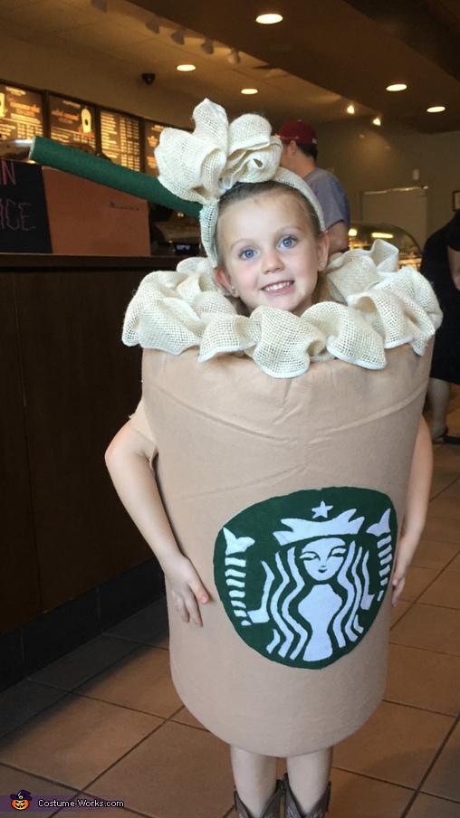 Starbucks Cutie Costume