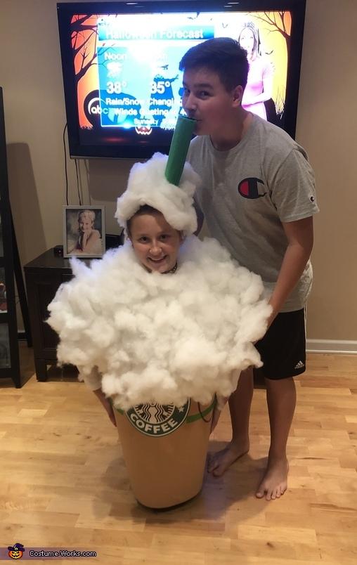 Starbucks Drink Costume
