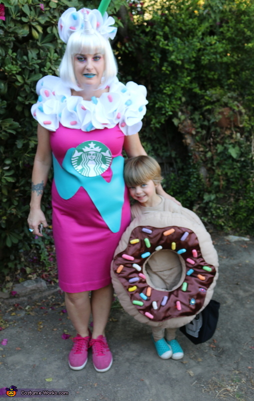 Starbucks Unicorn Frappuccino Costume