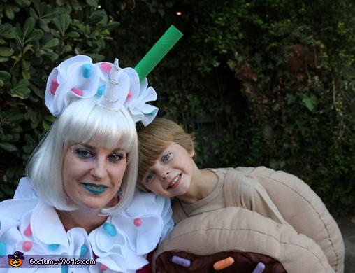 Starbucks Unicorn Frappuccino Homemade Costume