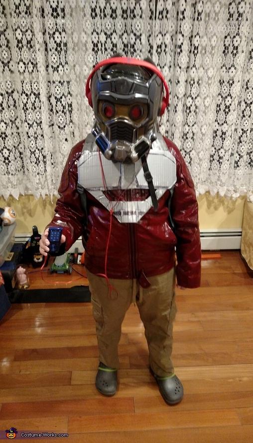 DIY Starlord Costume