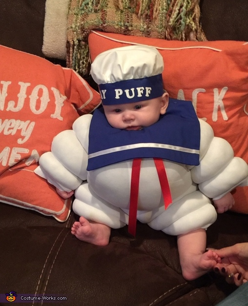 Stay Puff Costume