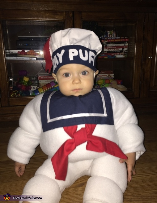Stay Puft Baby Costume