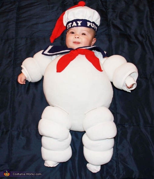 Stay Puft Easton Costume