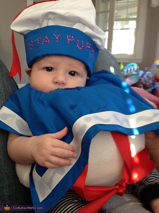 Stay Puft, Stay Puft Marshmallow Baby Costume