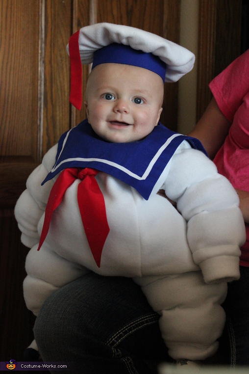 Stay Puft Marshmallow Man Baby Costume  sc 1 st  Costume Works & Costume Gallery - Halloween Costume Pictures