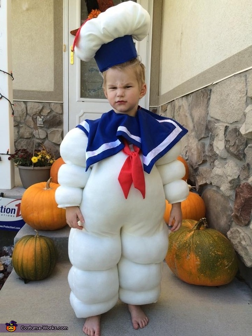 StayPuft Marshmallow Man, StayPuft Marshmallow Man Costume