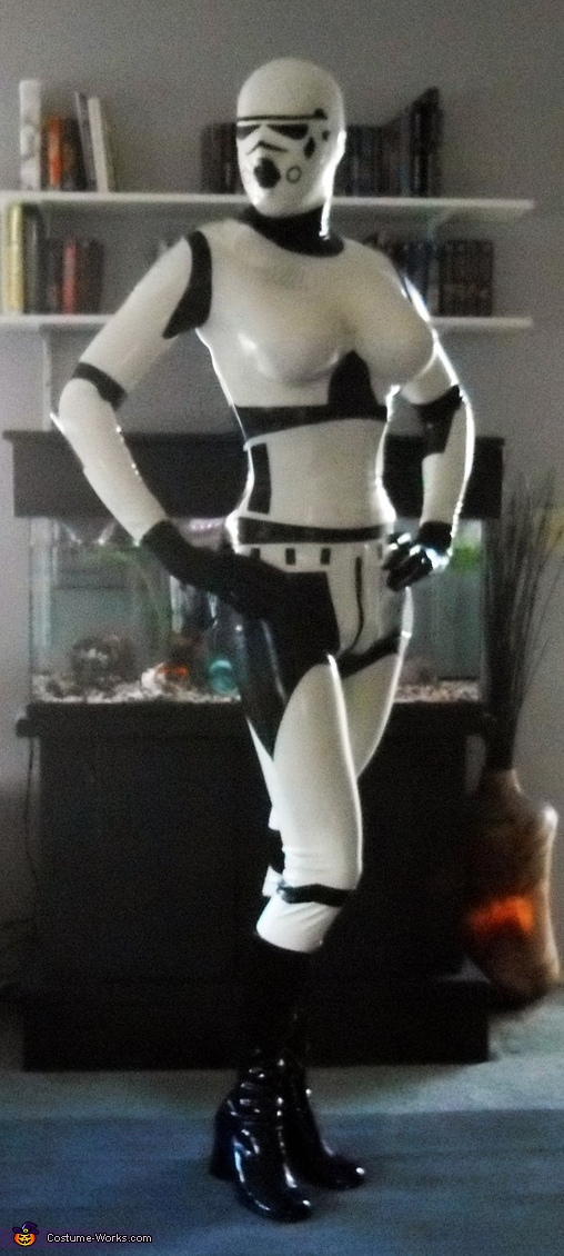 Stealth Trooper Costume